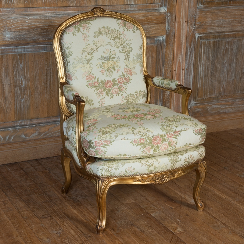 fauteuil montespan style louis xv louis xv ateliers allot meubles et si ges de style. Black Bedroom Furniture Sets. Home Design Ideas
