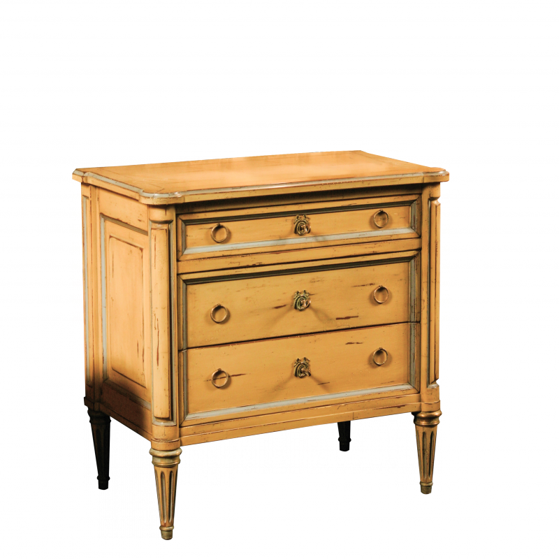 Commode Morency style XVI