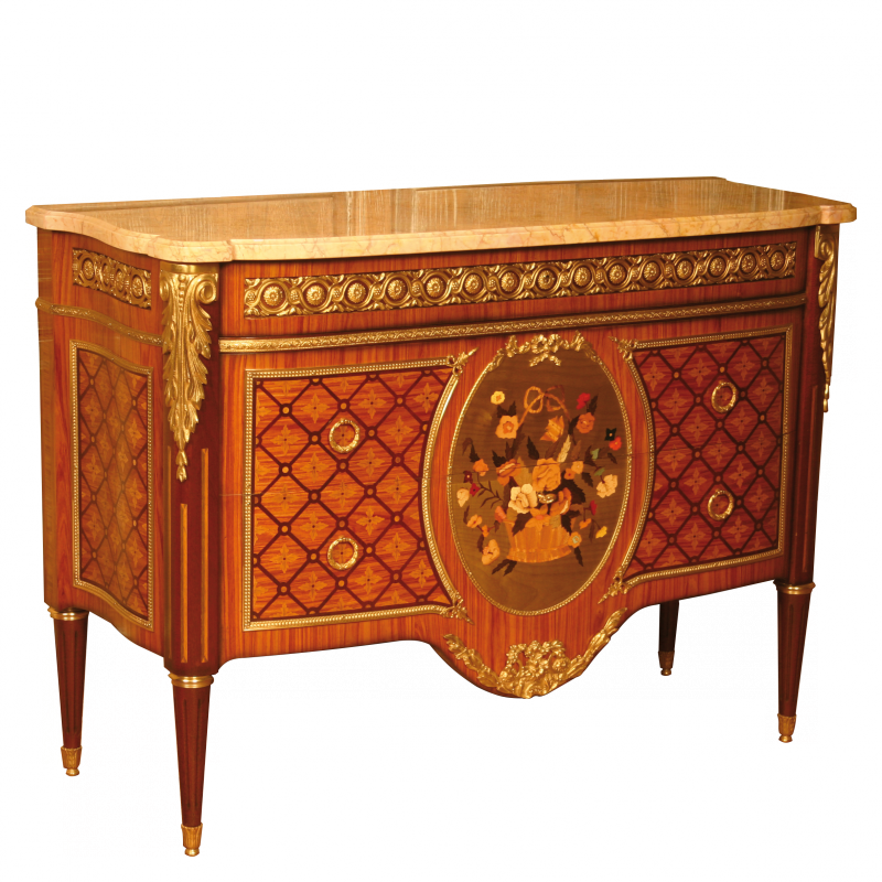 Commode BVRB style Louis XVI