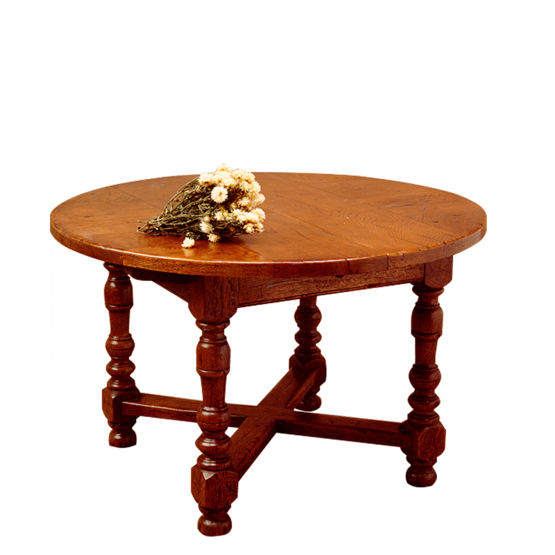 table ronde louis xiii images. Black Bedroom Furniture Sets. Home Design Ideas