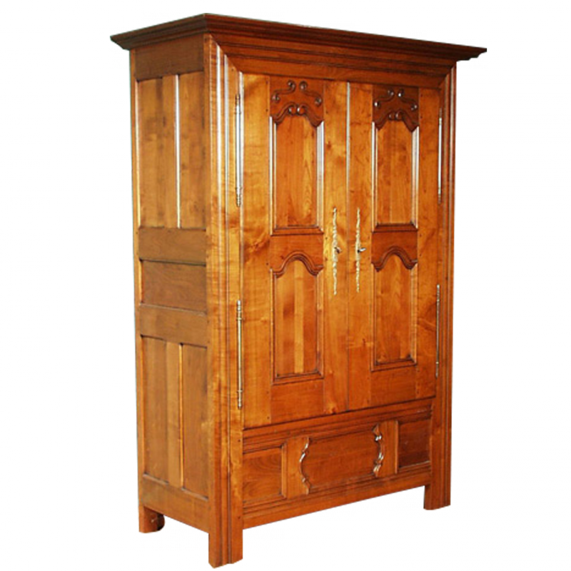 armoire l on style louis xiii louis xiv ateliers allot meubles et si ges de style. Black Bedroom Furniture Sets. Home Design Ideas