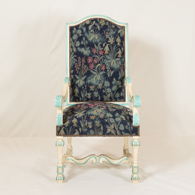 Fauteuil Sully style Louis XIV