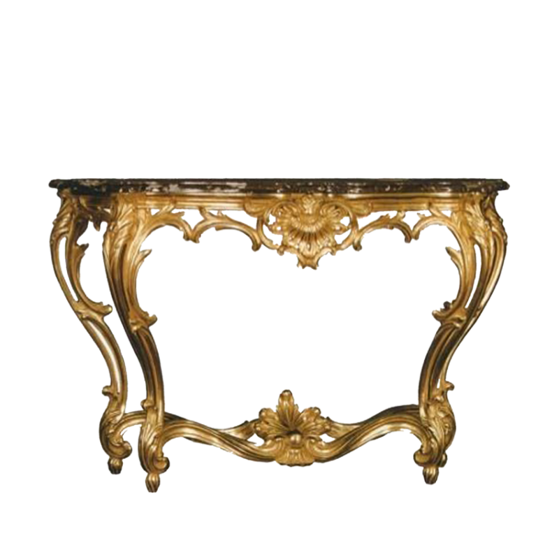 Console Hermitage 120 style Louis XV
