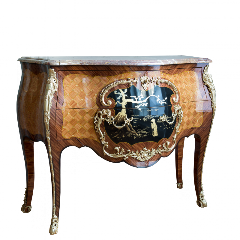 Commode Péridiez style Louis XV