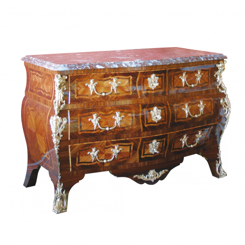 Commode Lemauve  style Louis XIV