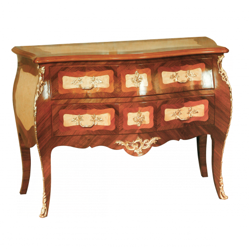Commode Quilet style Louis XV