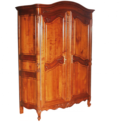 Armoire Chantilly style Louis XV