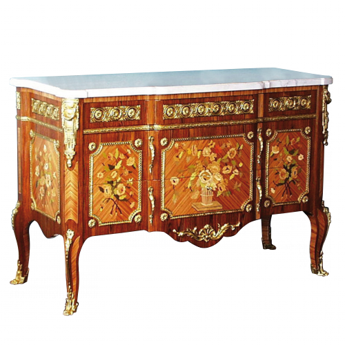 Commode Riesener style Louis XVI