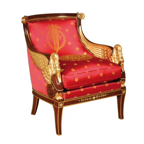 Bergère Percier Fontaine BL style Empire